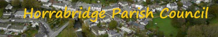 Horrabridge Parish Council web banner